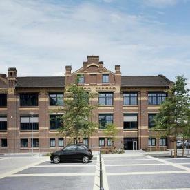 """Arnold-Gelände Kempen Bürogebäude """"Bauteil 9"""""""