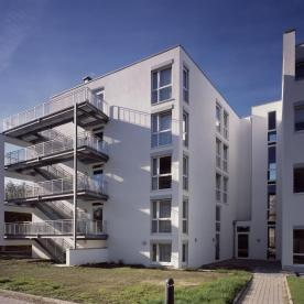 Hotelgebäude Johanniter-Akademie Münster