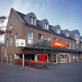 Nahversorgungszentrum Emilie-Horten-Platz, Kempen