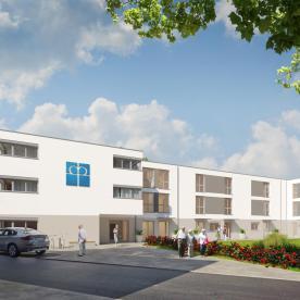 Erweiterung Diakonie Quartier Mönchengladbach-Neuwerk (in Realisierung)